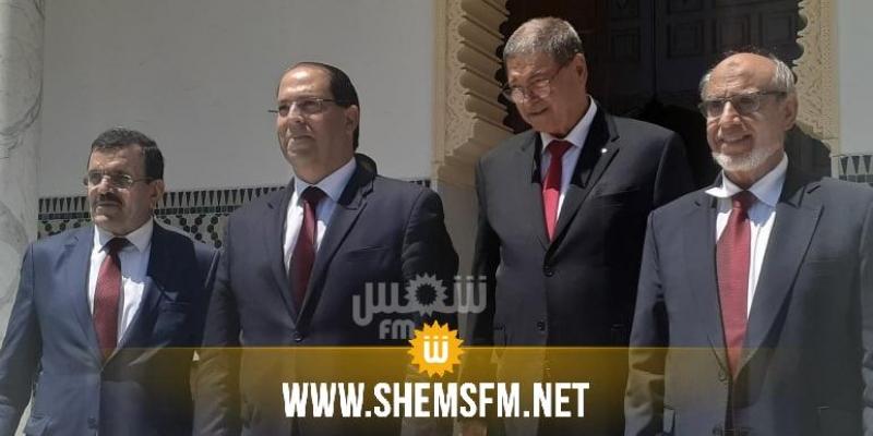 الجبالي: 'النخبة السياسية أمام امتحان عسير وعلى المشيشي الاستفادة من الخبرات التونسية'