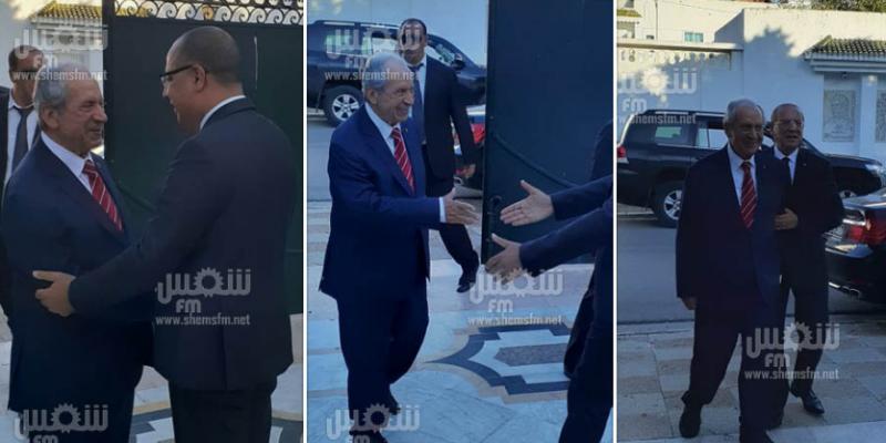 محمد الناصر: دعوت المشيشي لتنظيم مؤتمر وطني للانقاذ