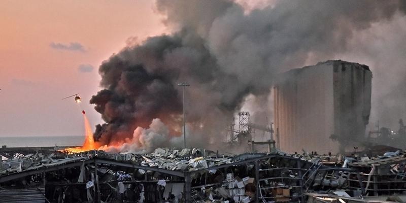انفجار بيروت: 60 شخصا في عداد المفقودين