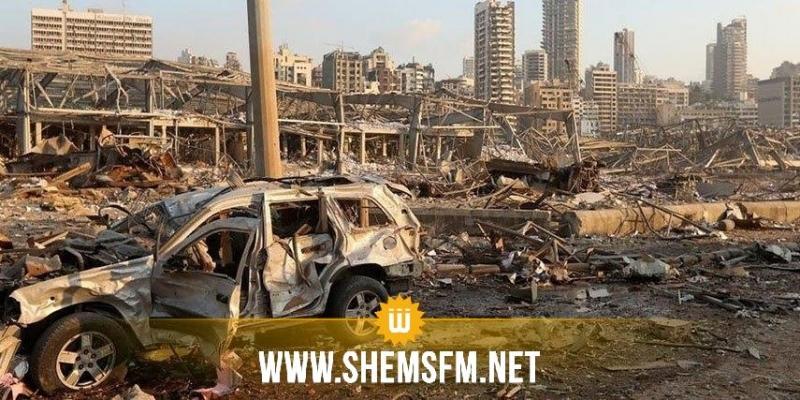 انفجار بيروت: ارتفاع عدد الضحايا إلى 158 قتيلا وأكثر من 6 آلاف جريح