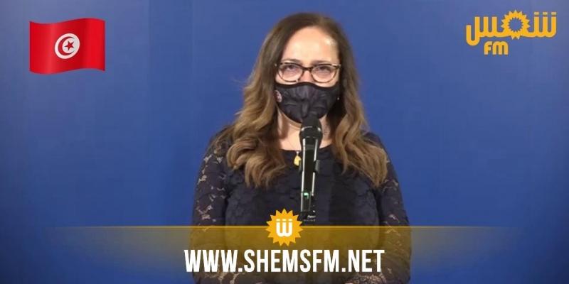 نصاف بن علية: الاسبوع المقبل سيتم اصدار نص قانوني يقضي بإجبارية ارتداء الكمامات