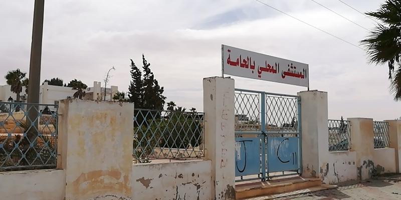 مستشفى الحامة: الطاقم الطبي وشبه الطبي بقسم الاستعجالي في الحجر الصحي