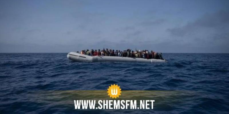 صفاقس والمنستير: إيقاف أحد منظمي عمليات الهجرة غير النظامية و11 مجتازا