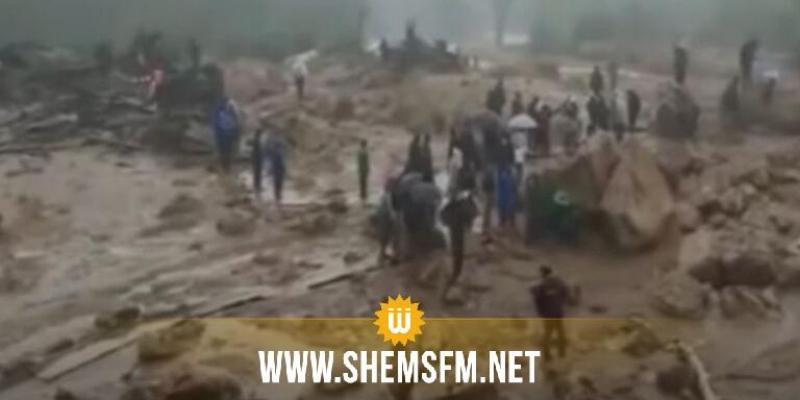 مصرع 43 شخصا جراء انهيار أرضي في الهند
