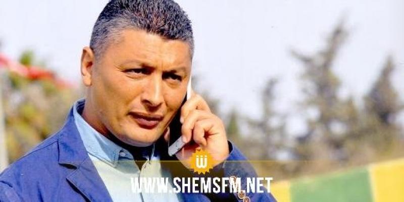 فاضل بن حمزة: 'زفارة الخميري أضرت بنادي حمام الأنف ونحمله مسؤولية ما سيحدث للفريق'