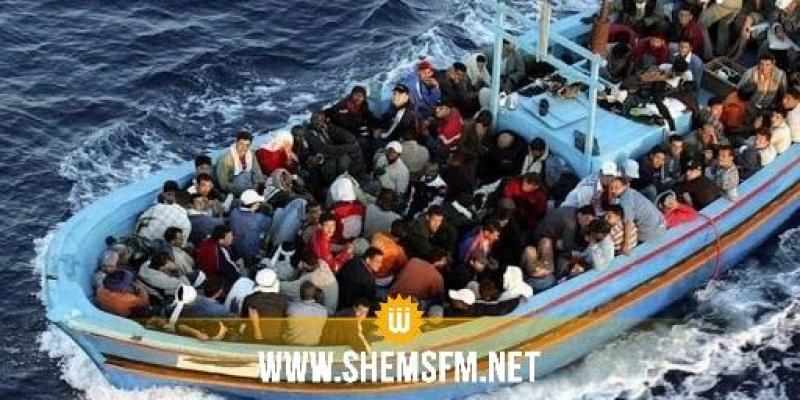 إيطاليا تبدأ اليوم ترحيل المهاجرين التونسيين غير النظاميين