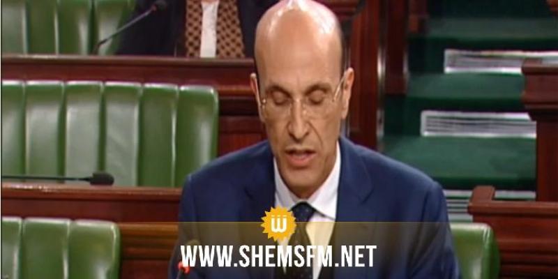النائب عن إيطاليا سامي بن عبد العالي ضيف الماتينال