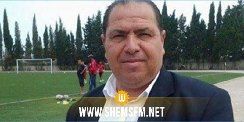 الإفراج عن رئيس نادي كرة القدم بالحمامات أحمد الشعباني