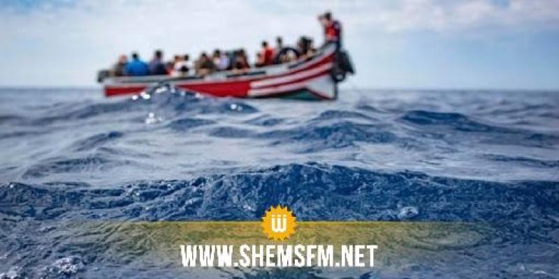 إنقاذ 20 تونسيا في عرض البحر كانوا متوجهين خلسة نحو السواحل الأوروبية