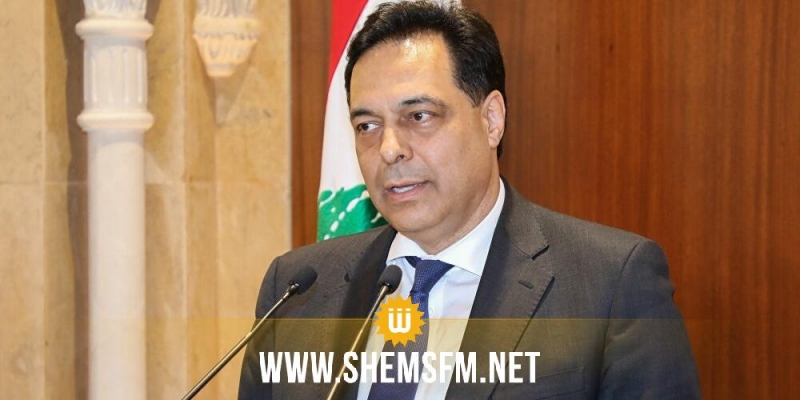رئيس الوزراء اللبناني يعلن استقالة الحكومة