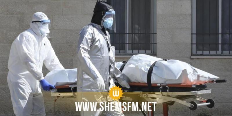 سوسة: وفاة مصاب بكورونا بالمستشفى الجامعي فرحات حشاد
