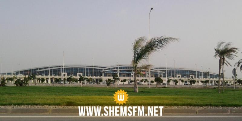 وصول مرحلين من إيطاليا إلى مطار النفيضة الحمامات الدولي