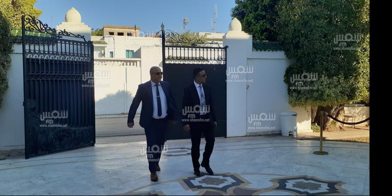 مخلوف: 'أعلمنا المشيشي أن ائتلاف الكرامة لا يؤمن بحكومة التكنوقراط'