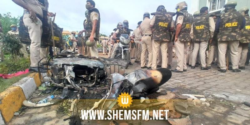 سقوط قتلى وجرحى في مدينة هندية بسبب منشور مسيء للنبي محمد على فيسبوك
