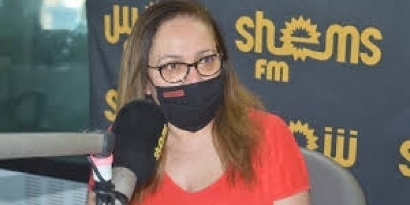 نصاف بن عليّة تصف الوضع الوبائي في تونس بالحرج وتعلن بداية موجة ثانية من فيروس كورونا