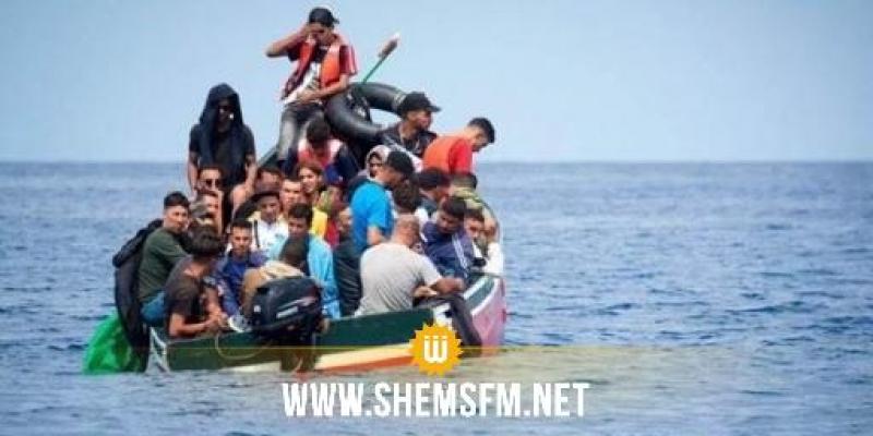 خلال يومين: إحباط 07 عمليات اجتياز للحدود البحرية خلسة وضبط 80 مجتازا