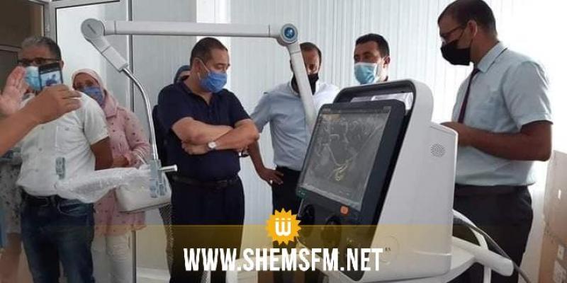 القيروان: تعزيز مستشفى ابن الجزار ب 8 أجهزة تنفس إصطناعي