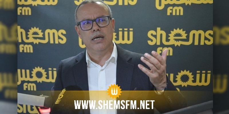 عماد الخميري:''الإستثمار يجب أن يكون في الأحزاب ولا ديمقراطية دون أحزاب''