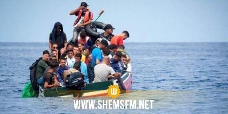 En 2 jours : mise en échec de 7 opérations d'immigrations clandestines et arrestation de 80 personnes