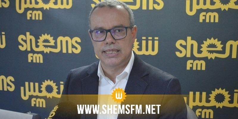 الخميري:''حركة النهضة لا تستسهل العودة للإنتخابات رغم أنها الحل الدستوري والقانوني''