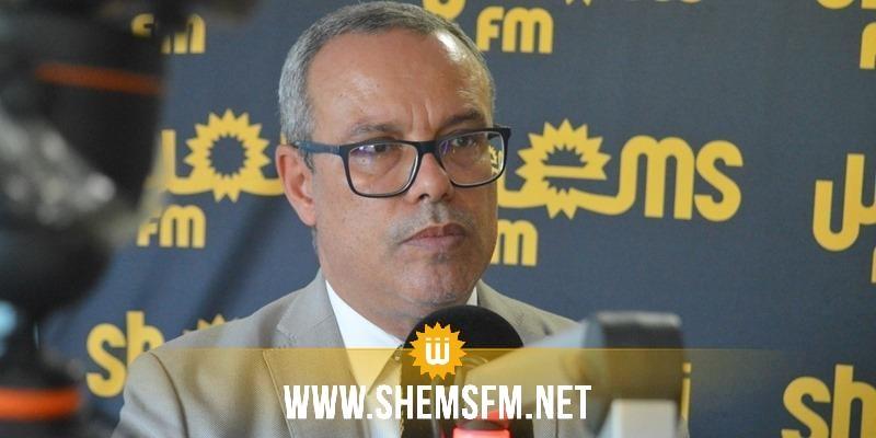 الخميري:''يجب أن تكون هناك حكومة تسندها الأحزاب السياسية على قاعدة إنتخابات 2019''