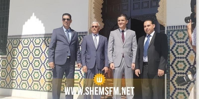 Le bloc de la réforme soutient l'idée de constituer des pôles ministériels
