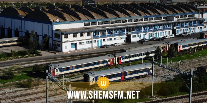 ر م ع شركة السكك الحديدية يؤكد ان وضعية المؤسسة حرجة وتستوجب تدخلا عاجلا من الدولة