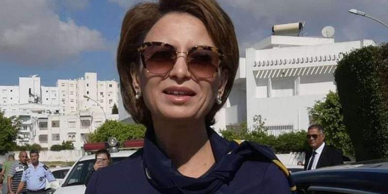 ترقية القاضية إشراف شبيل مع نقلتها إلى محكمة الاستئناف بصفاقس