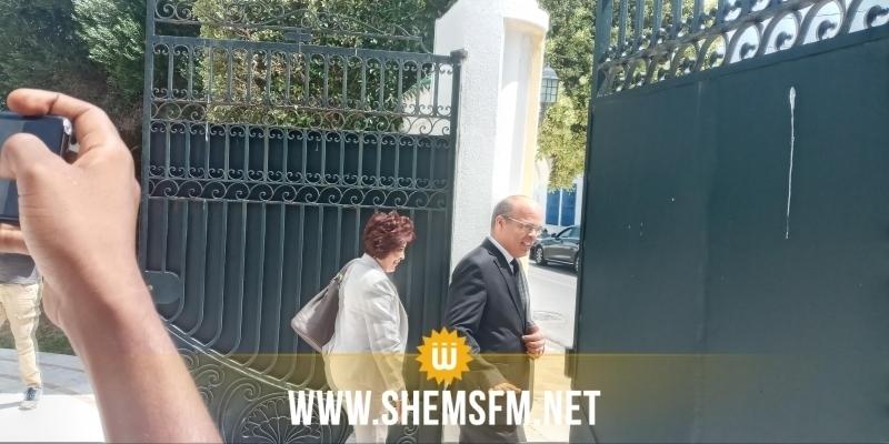 Le président du CSM refuse de donner une déclaration après avoir rencontré Mechichi