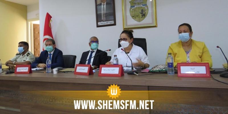 بن علية: 'سيتم تركيز مستشفى عسكري ميداني متنقل في قابس '