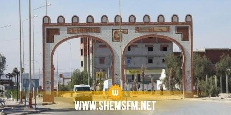 Coronavirus : fermeture des délégations d'El Hamma et d'El Hamma ouest