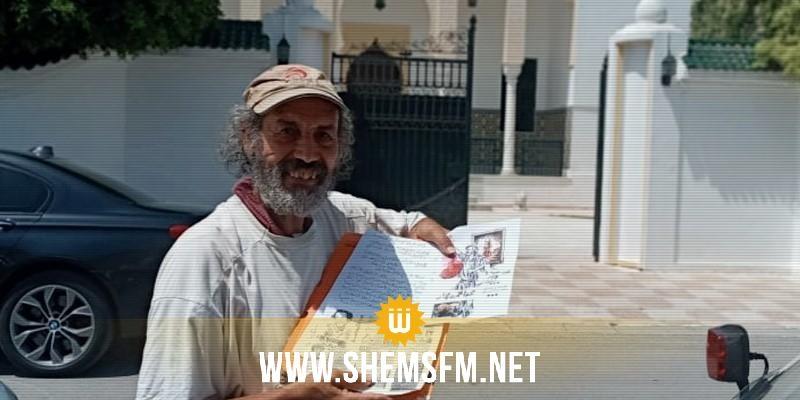 بالفيديو: الفنان التشكيلي عبد الحميد عمار يقدم ترشحه لمنصب وزير الثقافة