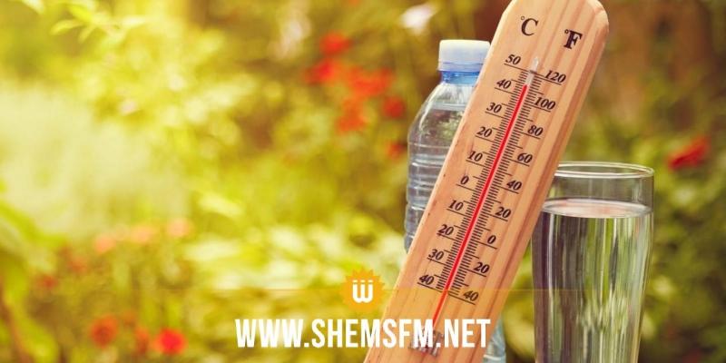 طقس اليوم: درجات الحرارة تصل 46 درجة