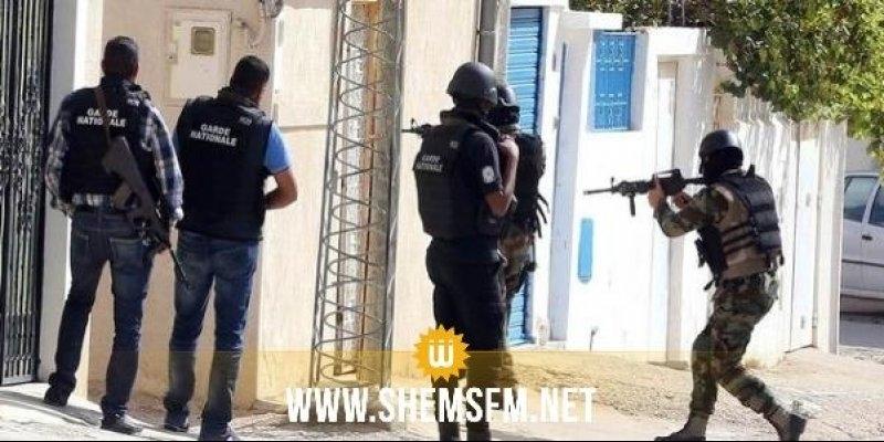 العملية الإرهابية بسوسة: مداهمة منزل العنصر الإرهابي الرابع و تفتيشه