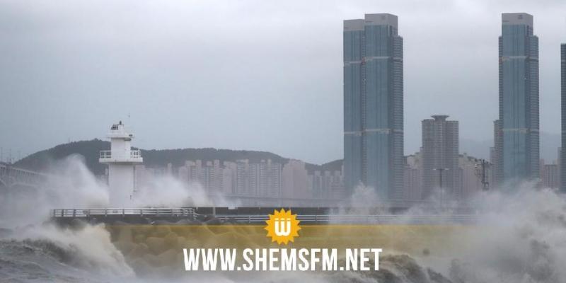 La Corée du Sud se prépare à l'arrivée du typhon Haishen