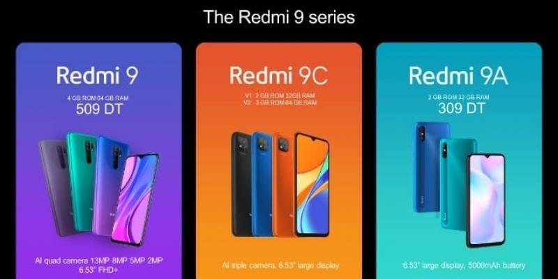 XIAOMI dévoile les successeurs de sa Gamme Best-Seller REDMI 9 SERIES