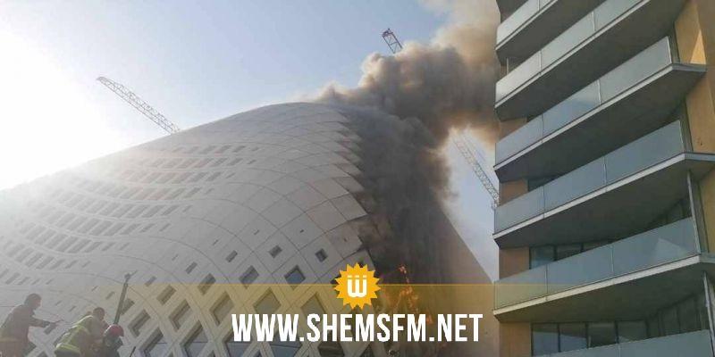 Souk de Beyrouth : nouvel incendie au Liban (vidéos)