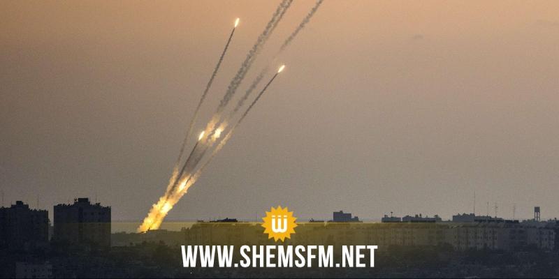 صواريخ من غزة وغارات صهيونية عقب توقيع اتفاقي الإمارات والبحرين