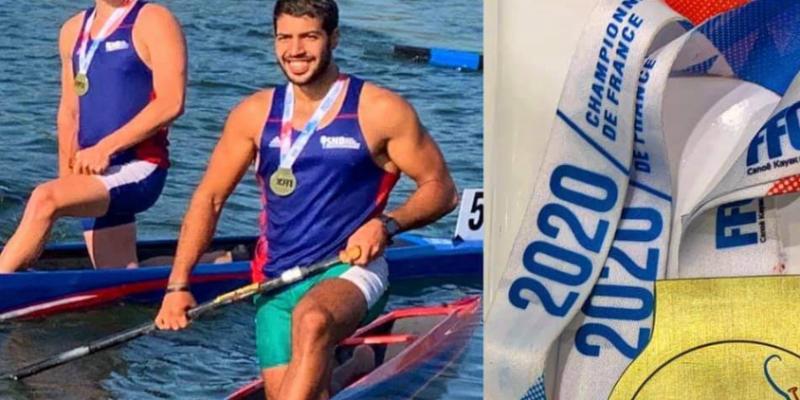 Canoë Kayak : positif au Covid-19, le duo Khatali rate la Coupe du monde