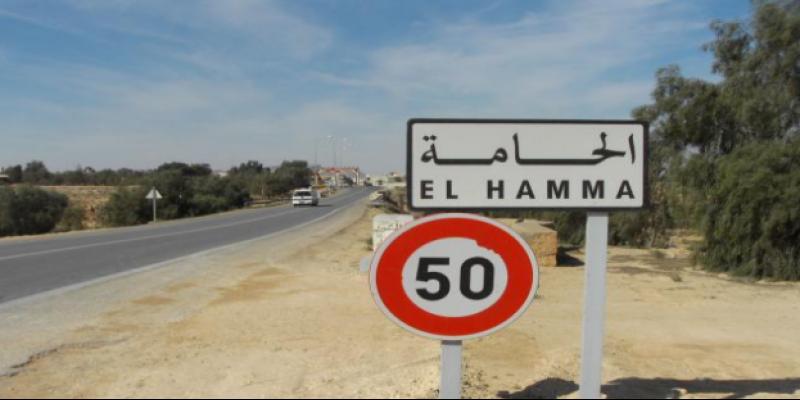 الحامة: إعادة فتح مصنع الخياطة ودعوة الموظفين إلى استئناف العمل