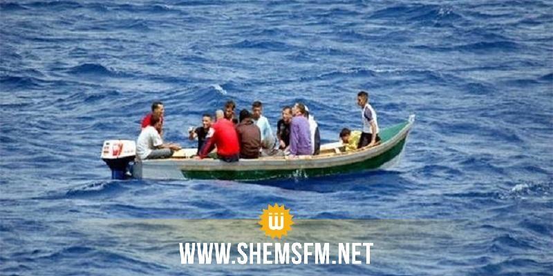 بنزرت: احباط عملية 'حرقة' وحجز زورق بحري