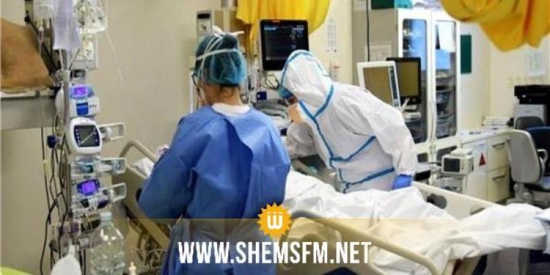 سوسة: وفاة جديدة بكورونا وارتفاع الإصابات إلى 824