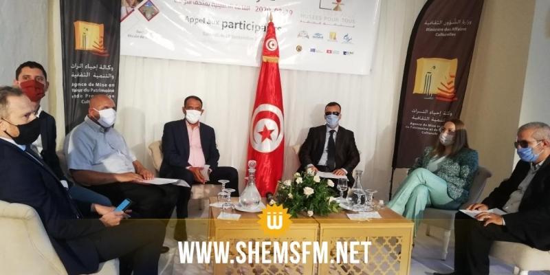 وزير الشؤون الثقافية للصحفيين في أول زيارة ميدانية: 'عندي جمعتين يبارك فيكم ما عنديش دهر في الوزارة'