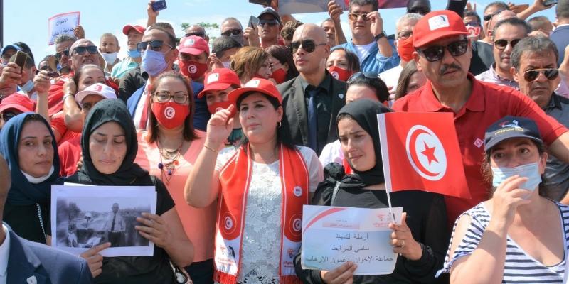 عبير موسي: 'سنتوجه إلى مجلس الأمن إذا لم تتجند الدولة التونسية لمكافحة الإرهاب'