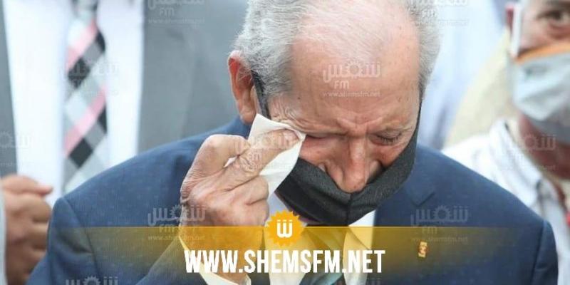 محمد الناصر: 'أحمد بن صالح ظُلم وكان يستحق جنازة وطنية'