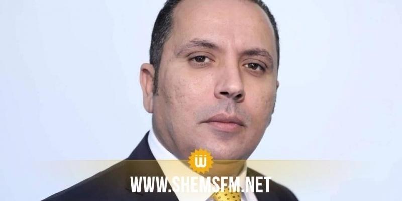 خالد قسومة: قضية فساد تتعلق بوزير النقل والمشيشي على علم بها ونحن في انتظار إقالة الوزير أو إستقالته