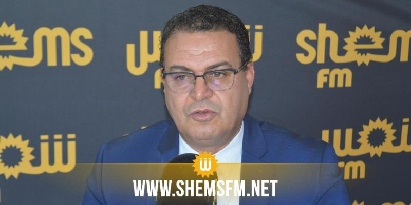 المغزاوي: 'السير الذاتية لرؤساء دواوين الوزارات موجودة لدى الأحزاب'