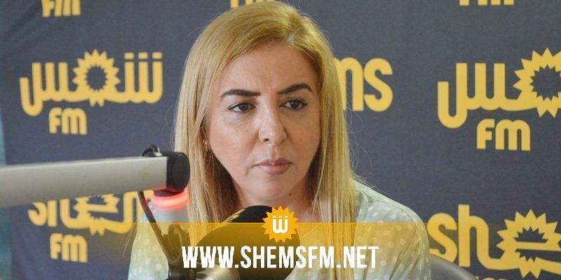 سنية بالشيخ: 'عدم إجراء تحاليل PCR لكل القادمين من الخارج خطأ ارتكبته الحكومة'