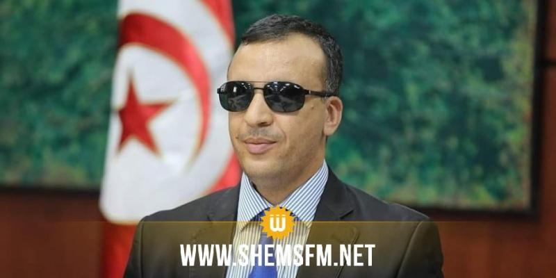 وزير الثقافة وليد زيدي يخضع لتحليل كورونا