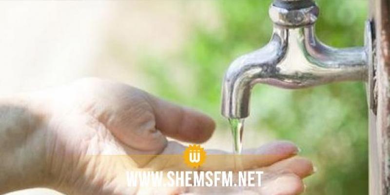 سوق الأحد: عدد من المواطنين يقطعون الماء عن محطة التحلية